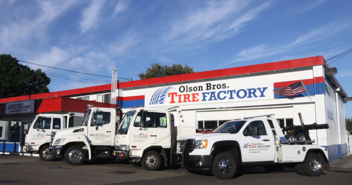 Vehicle Graphics for Tow Truck Fleet