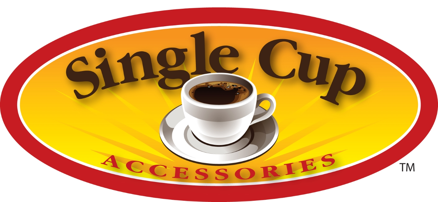 Full Color Single Cup Accessories Logo